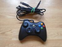 OFFICIAL WIRED XBOX 360 CONTROLLER