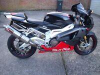 APRILIA 1000 R MOTORCYCLE