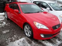 2011 Hyundai Genesis Coupe 2.0T HEATED LEATHER!! SUNROOF!! PREMI