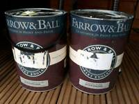 Farrow & Ball white paint