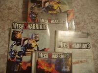 Mech Warrior 3 for PC complete vgc