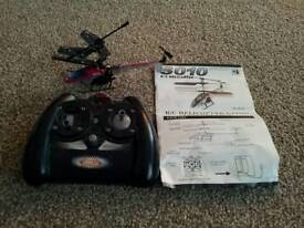 Helicopter remote control boxed working S010 Vision Syma wirekess radio controls