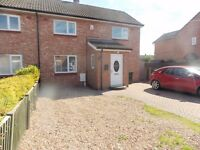 This lovely two double bedroom semi detached house for rent