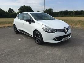 Renault Clio 2015 1.2 16v Dynamique Nav (s/s) 5dr ONE OWNER, LOW MILEAGE