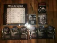 Beachbody Hammer and Chisel fitness discs complete set