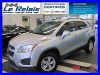 2015 Chevrolet TRAX AWD LT CROSSOVER ***SEULEMENT 17397 KM COMME