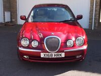 Jaguar S-Type SE 66000 miles, massive spec, sat nav, long MOT
