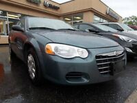 2005 Chrysler Sebring Base