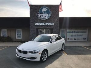 2013 BMW 3 Series LOOK 320I XDRIVE! FINANCING AVAILABLE!