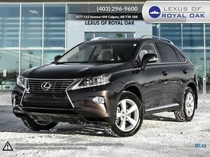 2014 Lexus RX 350 6A   - Certified - $251.12 B/W - Low Mileage