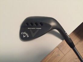 New Callaway Mack Daddy Forged 58 Degree Wedge