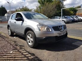 Nissan Qashqai 2.0 dCi Visia 4WD 5dr 2007***GREAT 4X4***REDUCED**BARGAIN**DIE...
