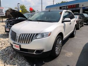 2014 Lincoln MKX Base AWD- PANORAMIC SUNROOF, NAVIGATION SYSTEM