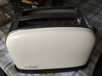 Russell Hobbs Colours 2-Slice Cream Toaster