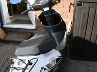 Brand new Moped Registered v5