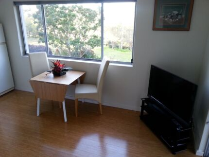 Fully furnished garden flat in quiet area with bushland views North Balgowlah Manly Area Preview