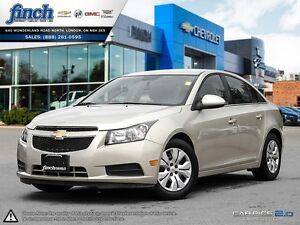 2014 Chevrolet Cruze 1LT LT|REMOTE START|USB|BLUETOOTH