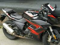 125cc AJS R7