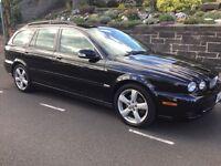 2009 Jaguar X Type Sovereign Estate Diesel,Mot,FSH