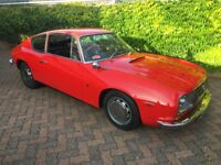 Lancia Fulvia Sport Zagato 1969 Show Condition 1 x Previous owner Documented History from 1972