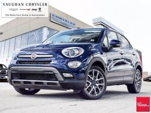 2017 Fiat 500X Trekking * Panoramic Sunroof * Back Up Camera