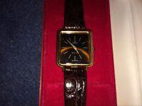 OMEGA DE VILLE wristwatch 18ct Gold