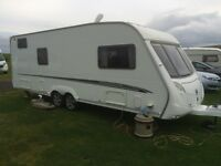 Swift Conqueror 650 Lux 2006, in very good condition throughout with full Awning + extras