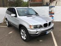 BMW X5 3.0 D Sport Auto 220bhp *Heated Leather* Sat Nav, Cruise , 12 Month mot, 3 Month Warranty