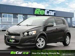 2015 Chevrolet Sonic LT Auto HEATED SEATS | ONLY $56/WK TAX I...