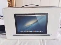 "Apple Macbook Pro - 13"" LED-backlit - 2.5GHz 4GB SDRAM 500GB late 2012"
