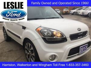2013 Kia Soul 4U | Local Trade | Accident Free