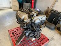 Mazda mx5 1.8 vvt engine