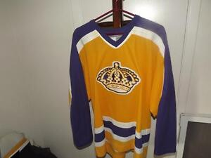 FS: Los Angeles Kings Vintage (1984) CCM Jersey