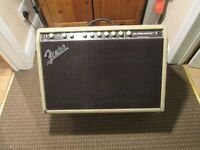 Fender SuperSonic 60w Valve Amp with Cover £650