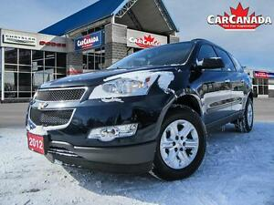 2012 Chevrolet Traverse 8 PASSENGER SEATING/REMOTE START