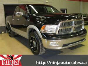 2010 Dodge Ram 1500 Laramie with $7000 in Add Ons