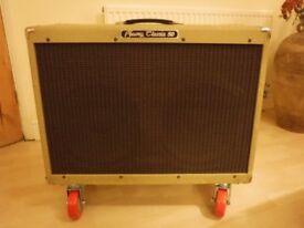 Peavey USA Classic 50 2x12 all valve guitar combo, 50 watts, twin channel, £380.