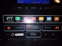 Nordictrack T9.2 treadmill running machine as new