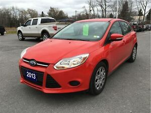 2013 Ford Focus SE...1-owner trade, Only 39000km, Power locks/wi Kingston Kingston Area image 4