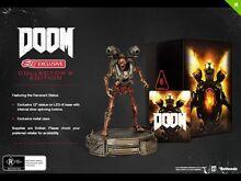 Need doom collectors edition PC Thornbury Darebin Area Preview