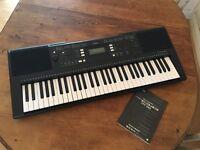 Yamaha Digital Keyboard PSR-E342 YPT-340 BRAND NEW