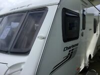 YEAR 2011 SWIFT CHARISMA 535 (FIXED BED)