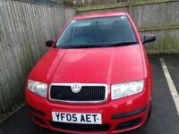 £300 if gone today 05 plate skoda fabia