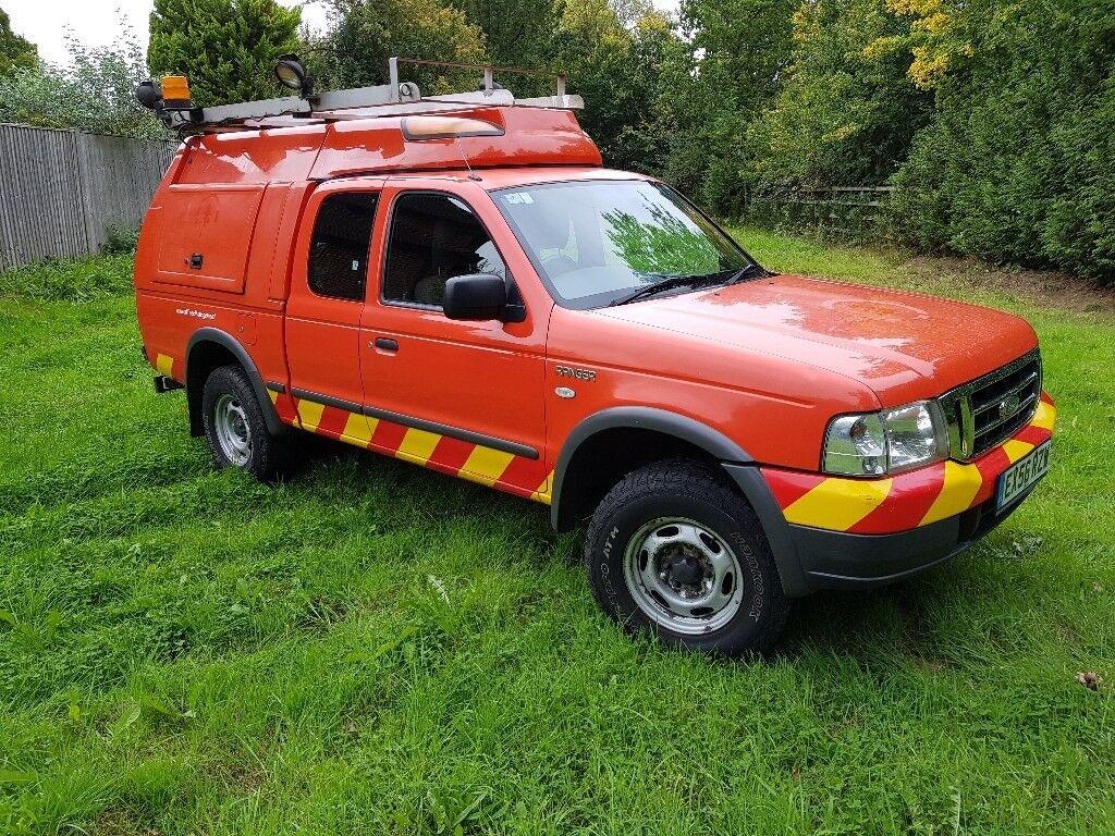 Ford Ranger 2.5 Super Cab Pick Up