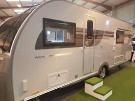 BRAND NEW Adria Adora Isonzo 613DT 4 Berth Island Bed *****£800 OFF*******