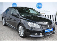 SUZUKI KIZASHI Can't get car finance? Bad credit, unemployed? We can help!