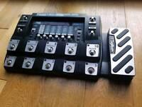 Digitech RP1000 Guitar multi effects unit