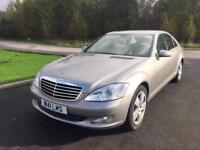 2007 Mercedes-Benz S Class Diesel Saloon S320 Cdi 4Dr Auto Full Service History 1 Owner From New PX