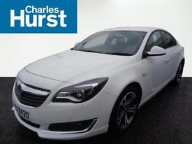 Vauxhall Insignia LIMITED EDITION CDTI ECOFLEX S/S (white) 2015-09-25