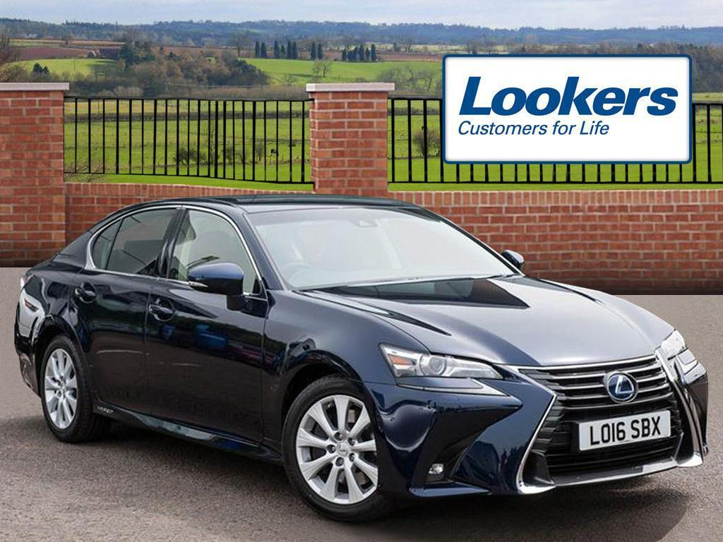 lexus gs 300h executive edition blue 2016 06 06 in hatfield hertfordshire gumtree. Black Bedroom Furniture Sets. Home Design Ideas